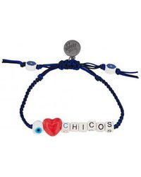 Venessa Arizaga - I Love Chicos Bracelet - Lyst