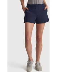Kit and Ace Navigator Ride Relaxed Short - Blue