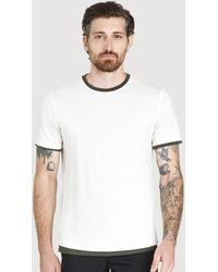 Kit and Ace Ace Reversible Short Sleeve - White