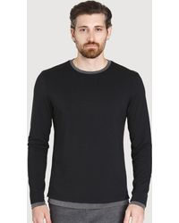 Kit and Ace Ace Reversible Long Sleeve - Black