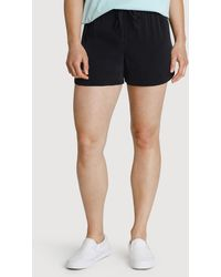 Kit and Ace Bike To Office Silk Short - Black