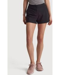Kit and Ace Navigator Ride Relaxed Short - Black