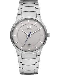 Danish Design Bogo Watch - Metallic