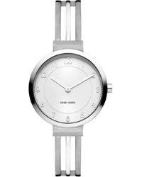 Danish Design Tiara Watch - Metallic