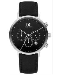 Danish Design Urban Berlin Watch - Black