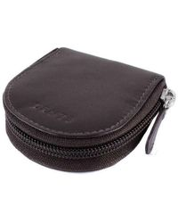 Dents Leather Coin Purse - Multicolor