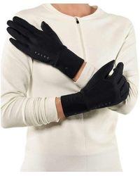 FALKE Brushed Touchscreen Gloves - Multicolour