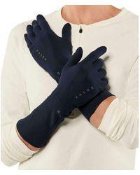 FALKE Light Ski Gloves - Blue