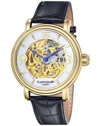 Thomas Earnshaw The Longcase Watch - Metallic