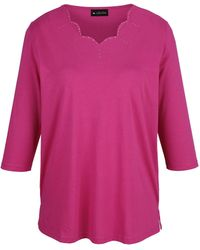 m. collection Shirt - Pink