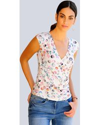 Alba Moda Shirt - Meerkleurig