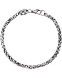 Magnetic Balance Koordarmband - Metallic