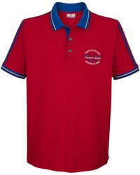 Boston Park Poloshirt - Rood