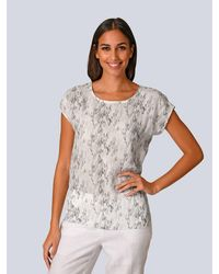 Alba Moda Shirt - Grijs