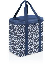 Reisenthel Coolerbag XL, Kühltasche Shopping - Blau