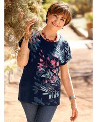 Paola Shirt - Blauw