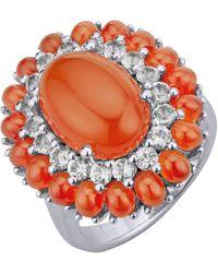 KLiNGEL Damesring - Oranje