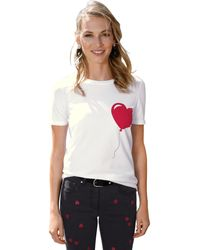 Amy Vermont Shirt - Wit