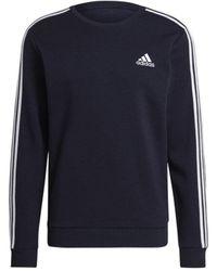 Adidas Neo Sweatshirt Essentials - Blau