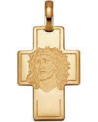Diemer Gold Hanger Kruis - Metallic