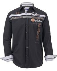 Babista Overhemd - Zwart