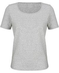 Dress In Shirt - Grijs