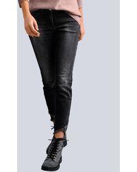 Alba Moda Jeans - Grijs