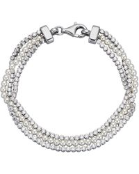 Amy Vermont Armband - Wit