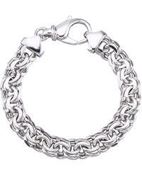 KLiNGEL Garibaldi Armband - Metallic