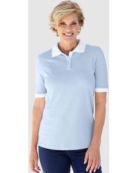 Paola Poloshirt - Blauw