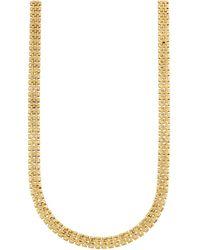 Diemer Gold Collier - Meerkleurig