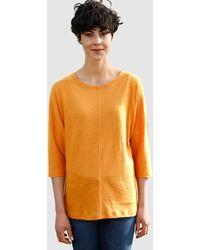 Dress In Shirt - Oranje