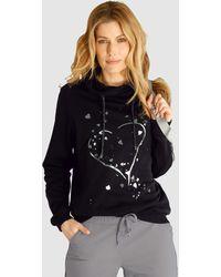 Laura Kent Sweatshirt - Zwart