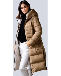 Alba Moda Keerbare Mantel - Meerkleurig