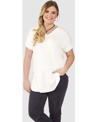 Sara Lindholm Shirt - Wit
