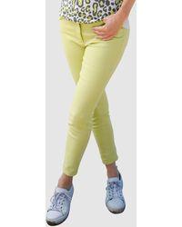 Dress In Jeans - Geel