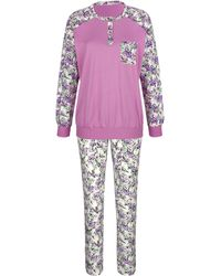 Harmony Pyjama - Paars