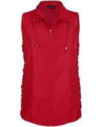 m. collection Bodywarmer - Rood
