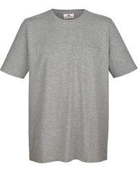 Boston Park T-shirt - Grijs