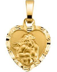 Diemer Gold Hanger Hart - Metallic