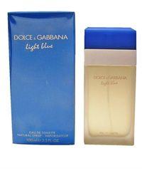 Dolce & Gabbana Light Blue Eau De Toilette - Blauw