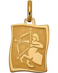 Diemer Gold Hanger Sterrenbeeld Boogschutter - Meerkleurig