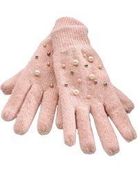 Paola Handschoenen - Roze