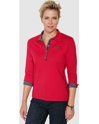 Rabe Poloshirt - Rood