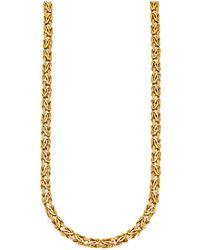 Diemer Gold Koningsketting - Metallic