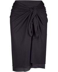 Alba Moda Pareo - Zwart