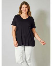 Janet & Joyce Shirt - Zwart