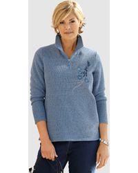 Paola Sweatshirt - Blauw