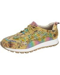 Laura Vita Sneaker - Geel