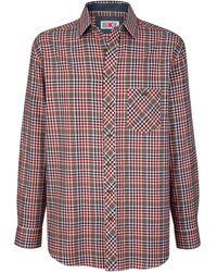 Roger Kent Overhemd - Rood